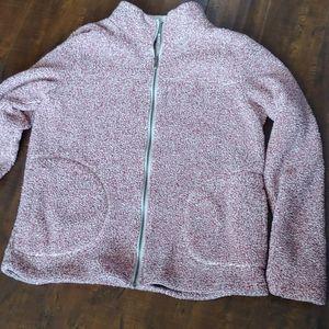 Fuzzy jacket 7/$20